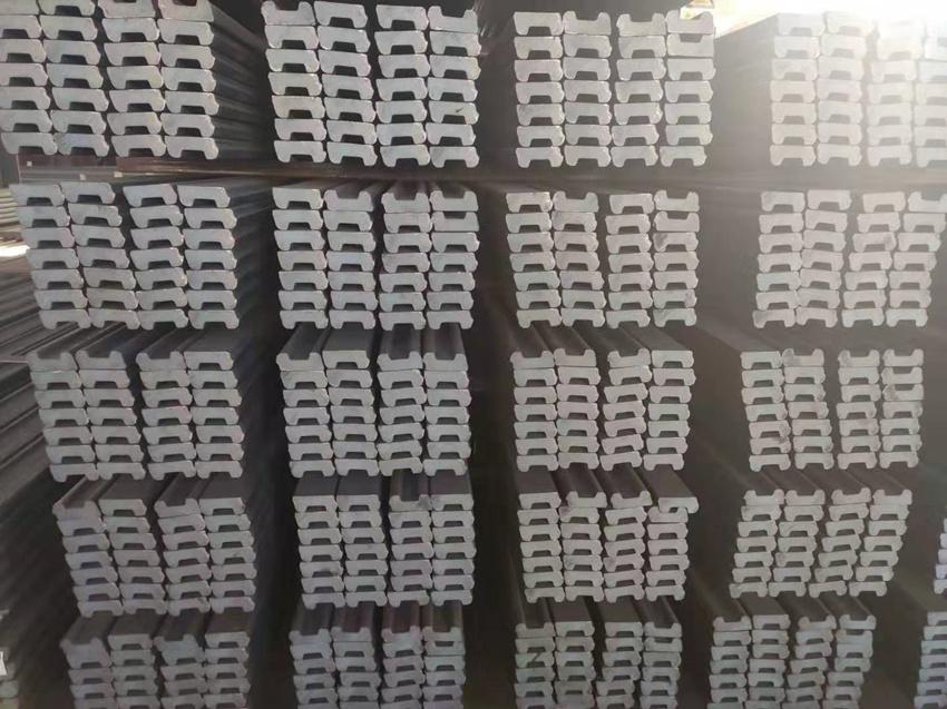 热轧异型钢 凹型钢 冀中轧钢厂