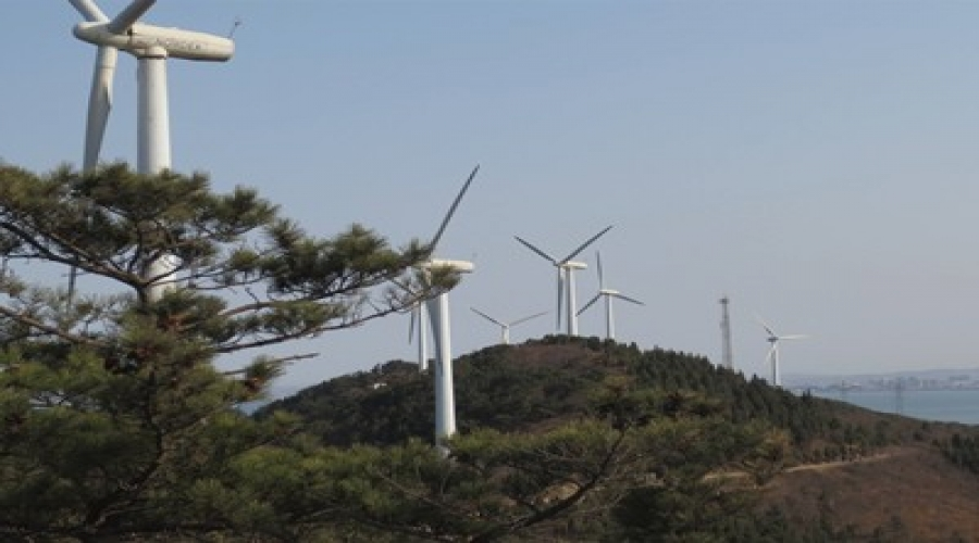 长岛风力发电项目